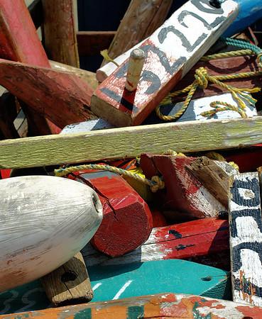 <center><h2>'Nautical Discards'</h2> Atlanta, GA</center>