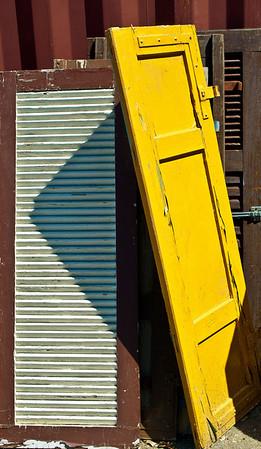 <center><h2>'Yellow Door'</h2> Scott's Antiques, Atlanta, GA</center>