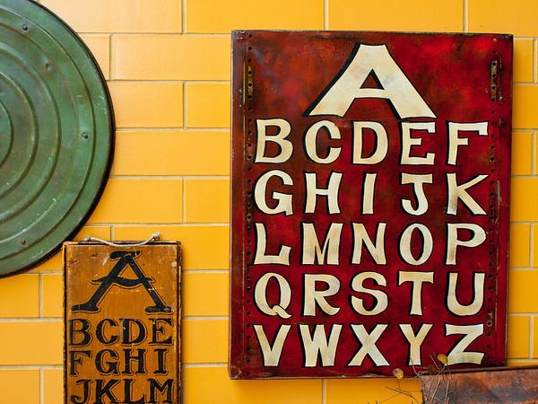 <center><h2>'Sampler'</h2> Scott's Antiques, Atlanta, GA</center>
