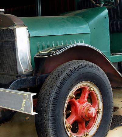 <center><h2><em>''Farm Equipment Series #4'</em></h2>  Franklin, GA </center>