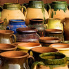 <center><h2>Pottery Series #8</h2>(color)  Atlanta, Georgia