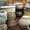 <center><h2>'Garden Pots'</h2>  (color)  Buckhead, Atlanta, GA</center>