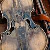 "<center><h2>'Forgotten Violin'</h2> Atlanta GA  <em>12""x16"" Giclée Print on Luster Photo Paper (12 mil) Edition of 25</center> </em>"