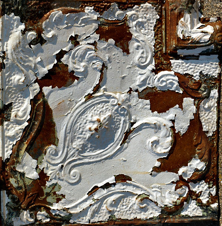 <center><h2>'Ceiling Tile'</h2> Scott's Antiques, Atlanta, GA</center>