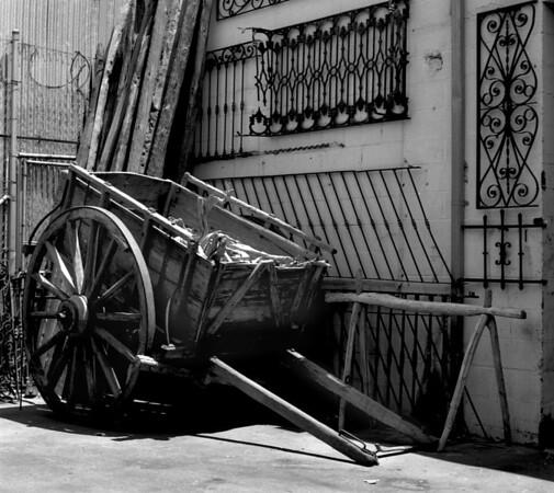 <center><h2>'Gypsy Cart'</h2> North Hollywood, CA </center>