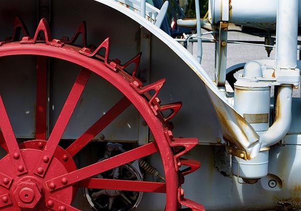 <center><h2><em>'Farm Equipment Series #8'</em></h2>  Franklin, GA </center>