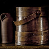 "<center><h2>' Stone Bottle - Wooden Bucket'</h2>The Hematage Nashville, TN  12""x16"", Luster paper (12 mil) © R.Gallet 2014 </center>"
