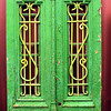 <center><h2>' Green Music Shutters'</h2>Scott's Antiques, Atlanta, GA</center>
