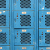 <center><h2>'Blue Lockers'</h2> Scott's Antiques, Atlanta, GA 9/09</center>