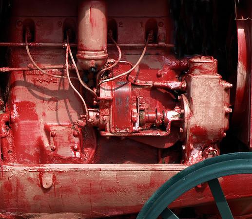 <center><h2><em>'Farm Equipment Series #5</em></h2>  Franklin, GA </center>