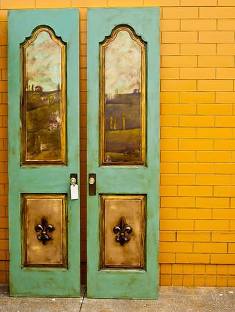 <center><h2>'Door of Deijon'</h2> Scott's Antiques, Atlanta, GA</center>