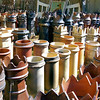<center><h2>'English Chimney Pots'</h2>   Banner Elk, NC</center>
