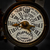 """<center><h2>'Ship's Telegraph'</h2> Round Top, Texas -Antique Faire-  An Open Edition Matted 16""""x 20""""  Luster  paper (12mil)  ©2014 R. Gallet  </center>"""