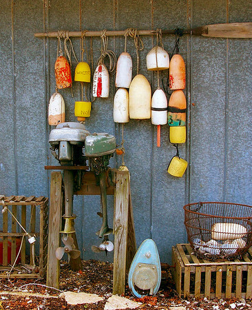 <center><h2>'Buoys & Motors'</h2>   Outer Banks, NC </center>