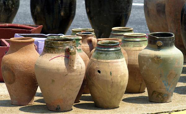 <center><h2>Pottery Series # 14 </h2> (color)   Atlanta, GA</center>