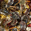 <center><h2>'Knobs of Glass'</h2> Scott's Antiques, Atlanta, GA</center>