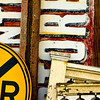 <center><h2>'Sign Heaven'</h2> Scott's Antiques, Atlanta, GA 9/09</center>