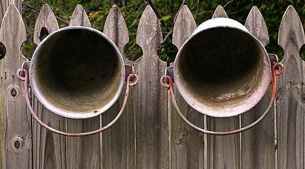 <center><h2>'Buckets Two'</h2>  Banner Elk, NC</center>