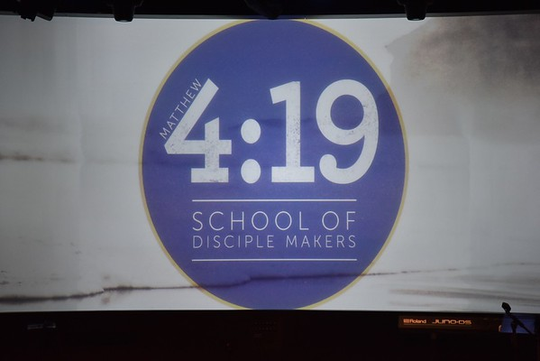 4:19 Discipleship Conference 8/24-25/2018