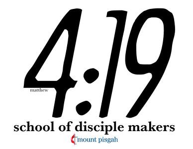 4:19 Discipleship Training