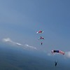 """Video of Susan and Joe performing a downplane then forming a 3-stack. <br><span class=""""vidfilename"""" style=""""font-size:14px"""">2019-07-07_video_5_downplane-post_stacks</span><br><span class=""""musiccredit"""" style=""""font-size:14px"""">Wind noise. Mute the volume.</span>"""