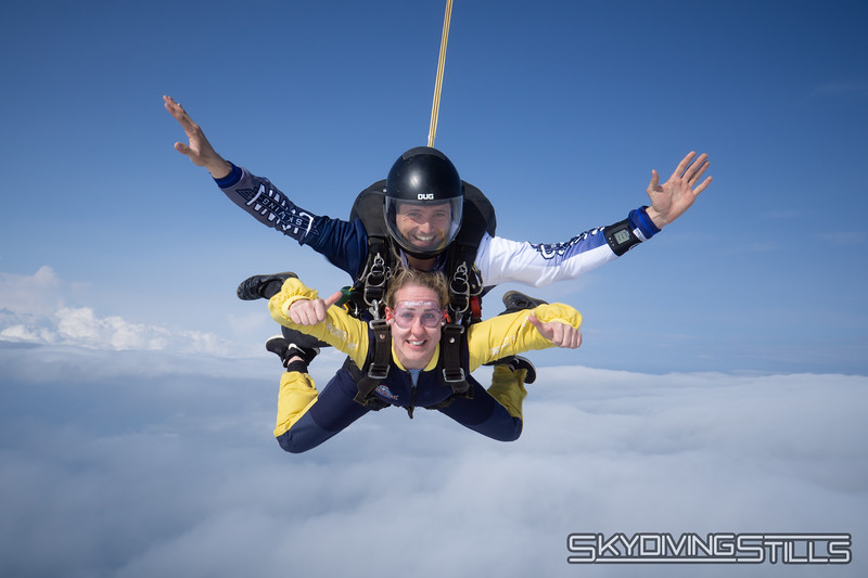 """Laura's tandem with Doug. Doug's second """"real"""" tandem. <br><span class=""""skyfilename"""" style=""""font-size:14px"""">2019-06-02_skydive_cpi_0259</span>"""
