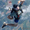 """Justin follows the wingsuiters out. <br><span class=""""skyfilename"""" style=""""font-size:14px"""">2018-07-04_skydive_cpi_0569</span>"""