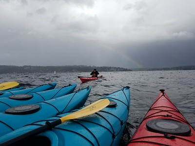 Discover WA Series: Kayaking Lake Washington