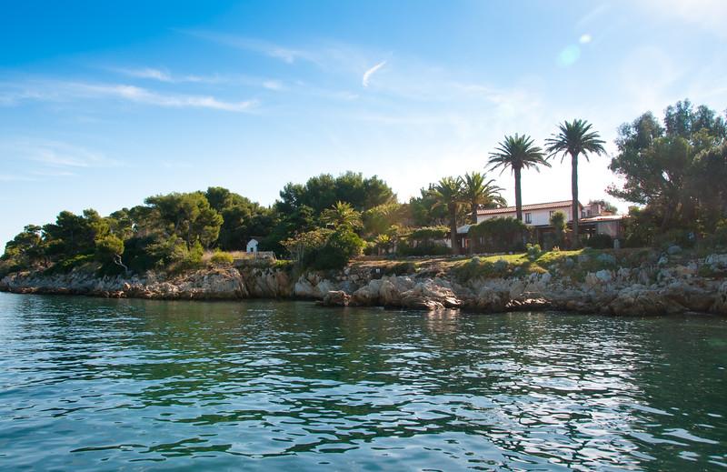 A peaceful island