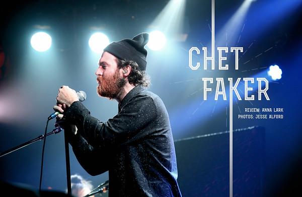 Chet Faker - Like Magazine, issue 012