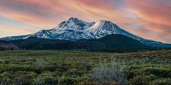 Dawn of Shasta