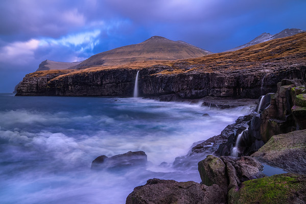 Eidi Waterfall