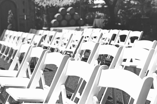Seats waiting to be filled