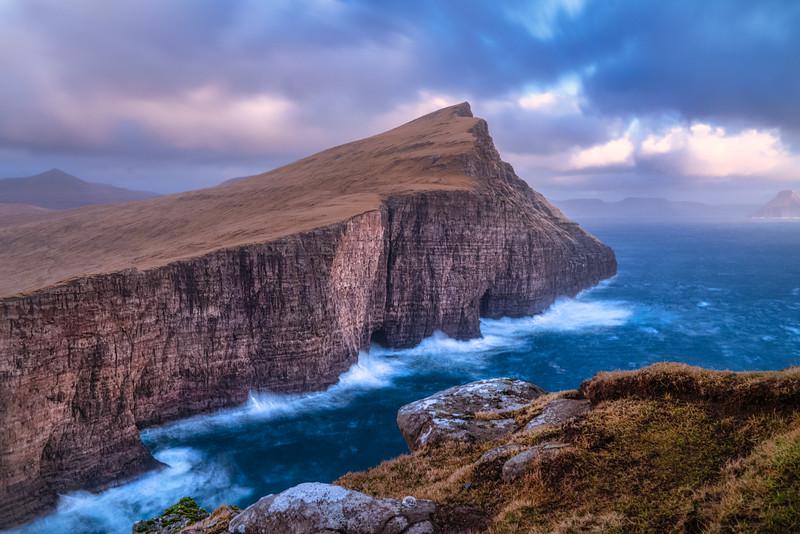 Traelanipa Cliff