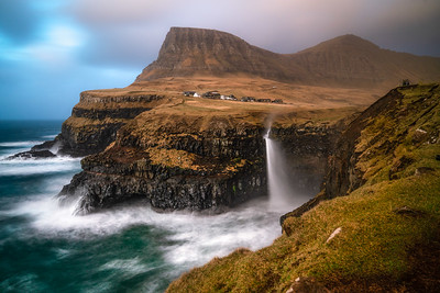 Mulafossur - Faroe Islands
