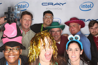 #DiscoverCray Networking Event