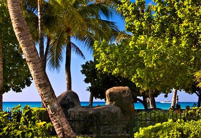 Healing Stones in Waikiki