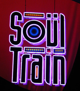 Neon Soul Train  Los Angeles, California