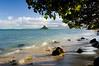 Kaneohe Bay<br />  <br /> Chinaman's hat, Mokoli'i, in the distance<br /> <br /> Windward, O'ahu, Hawai'i