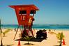 Lifeguard Tower 1E, Ala Moana Beach