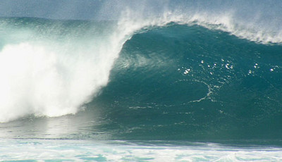 Winter Waves  North Shore Oahu, Hawaii Winter