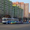 Pyongyang city centre