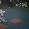 【Video filmed】Pyongyang's youth Taekwondo match