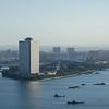 [Video filmed】Visiting North Korea's top hotel ——Yanggakdo International Hotel