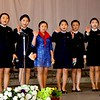 【Video filmed】Teenager performance in a middle school at Pyongyang