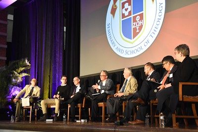 """""""Discovering Pope Francis,"""" Pope Francis Symposium at SHSST"""