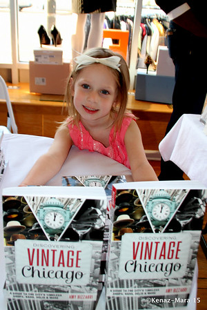 Discovering Vintage Chicago Book Release Party
