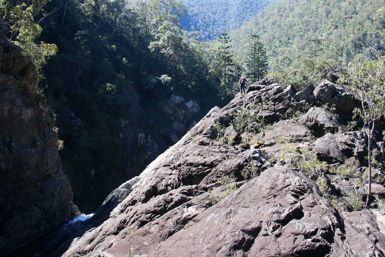 Gate of Heaven, Yabba Falls