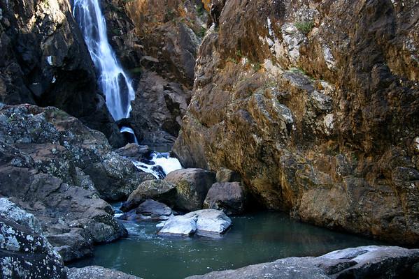 Discovering Yabba Falls