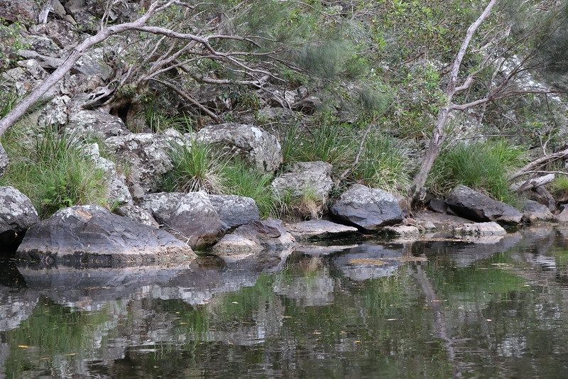 Tumbled Valley Pool, Kingaham Gorge